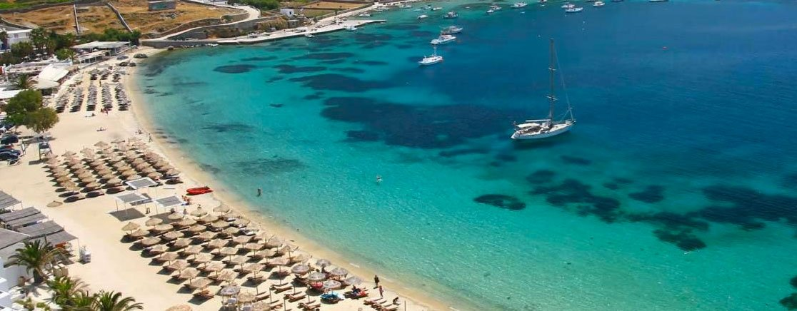 Top 10 Mykonos beaches