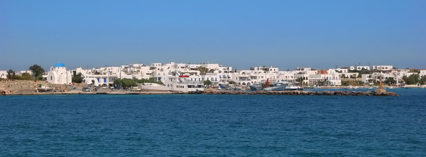 Antiparos accommodation