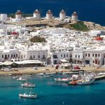 Holidays in Mykonos