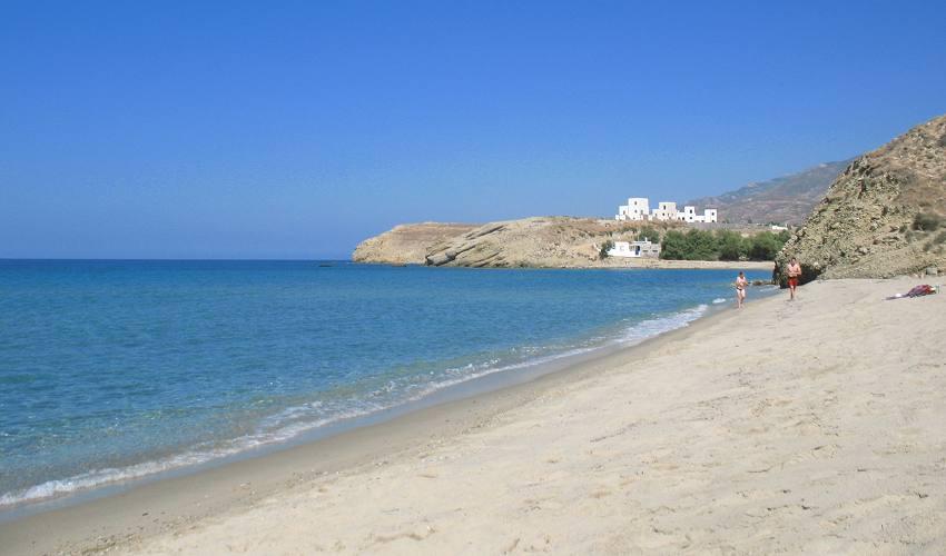 naxos island amitis beach