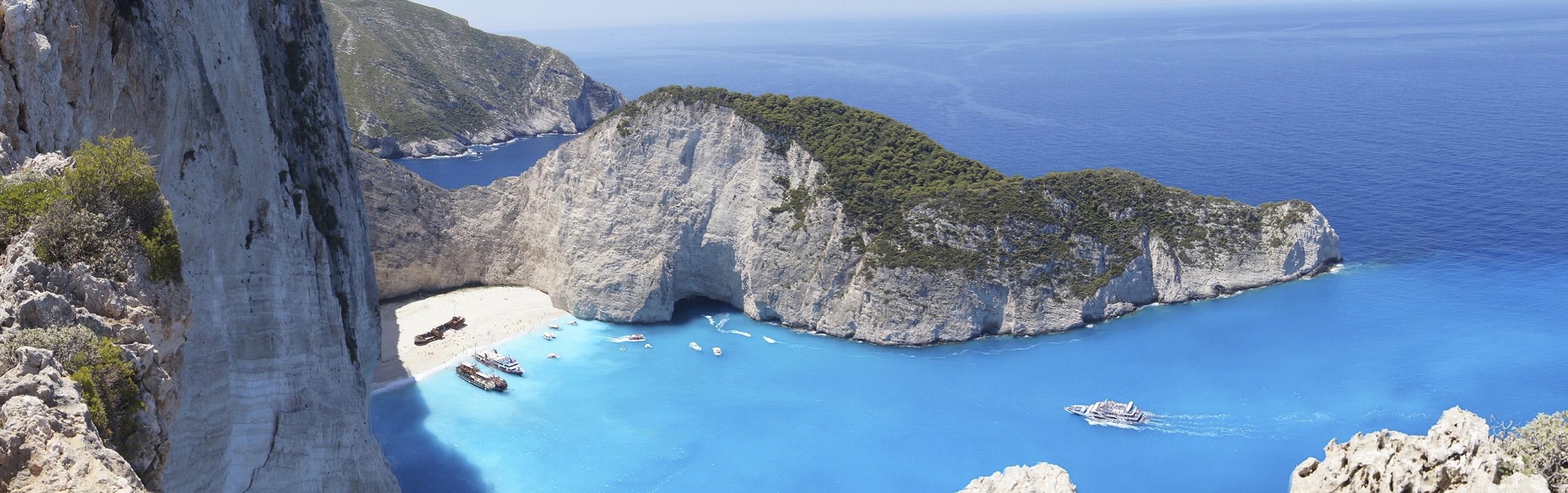 vacation in greece zakynthos