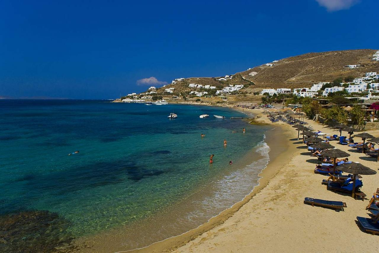 Agios Ioannis Beach Mykonos