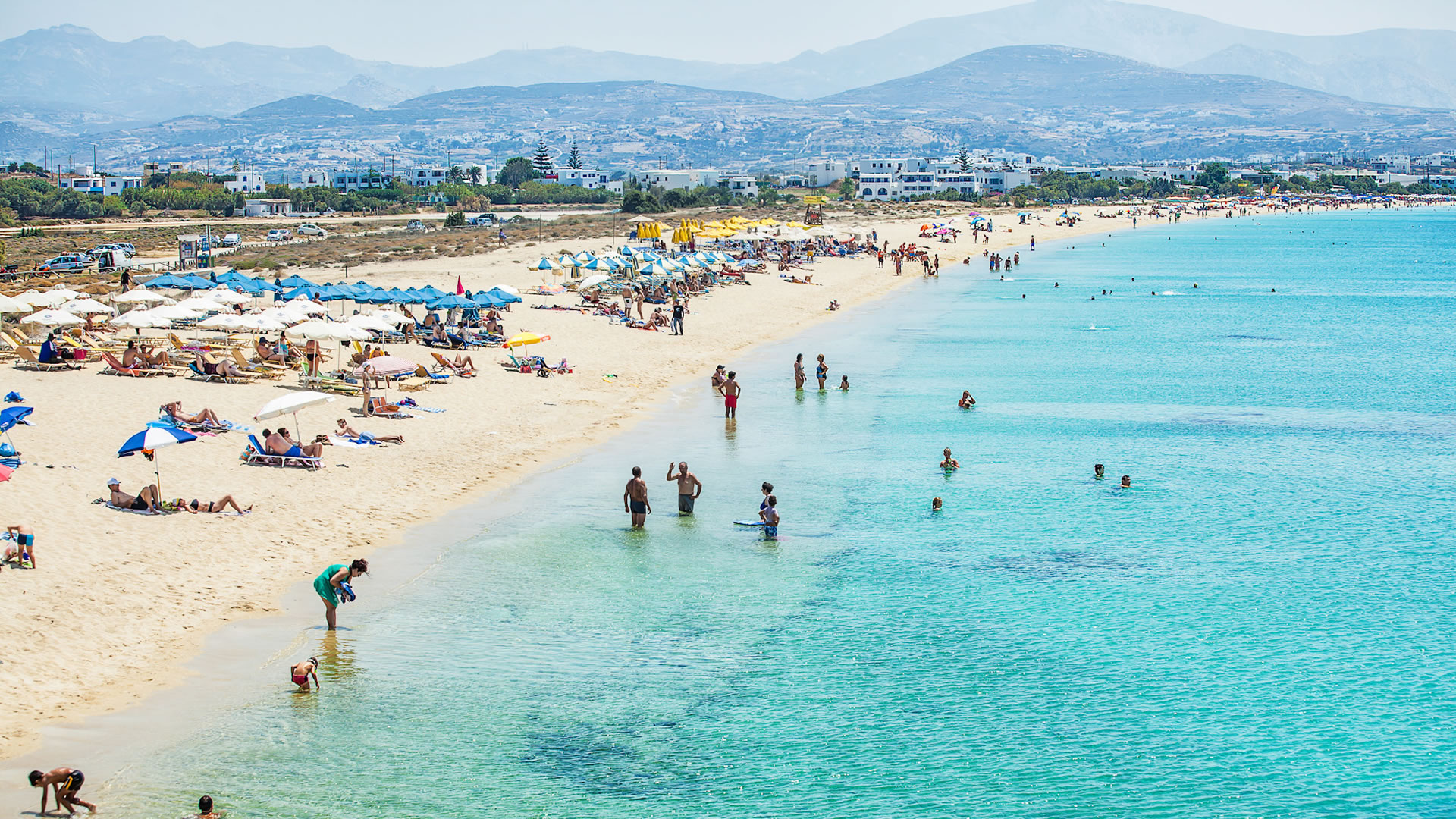 Best Beaches In Naxos