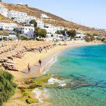 Agios Stefanos Beach Mykonos