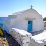 Amorgos Agia Anna Beach