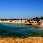 Amorgos Kalotaritissa Beach