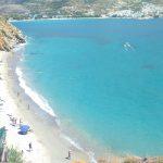 Amorgos Levrossos Beach