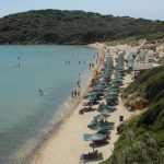 Andros Chrissi Ammos Beach