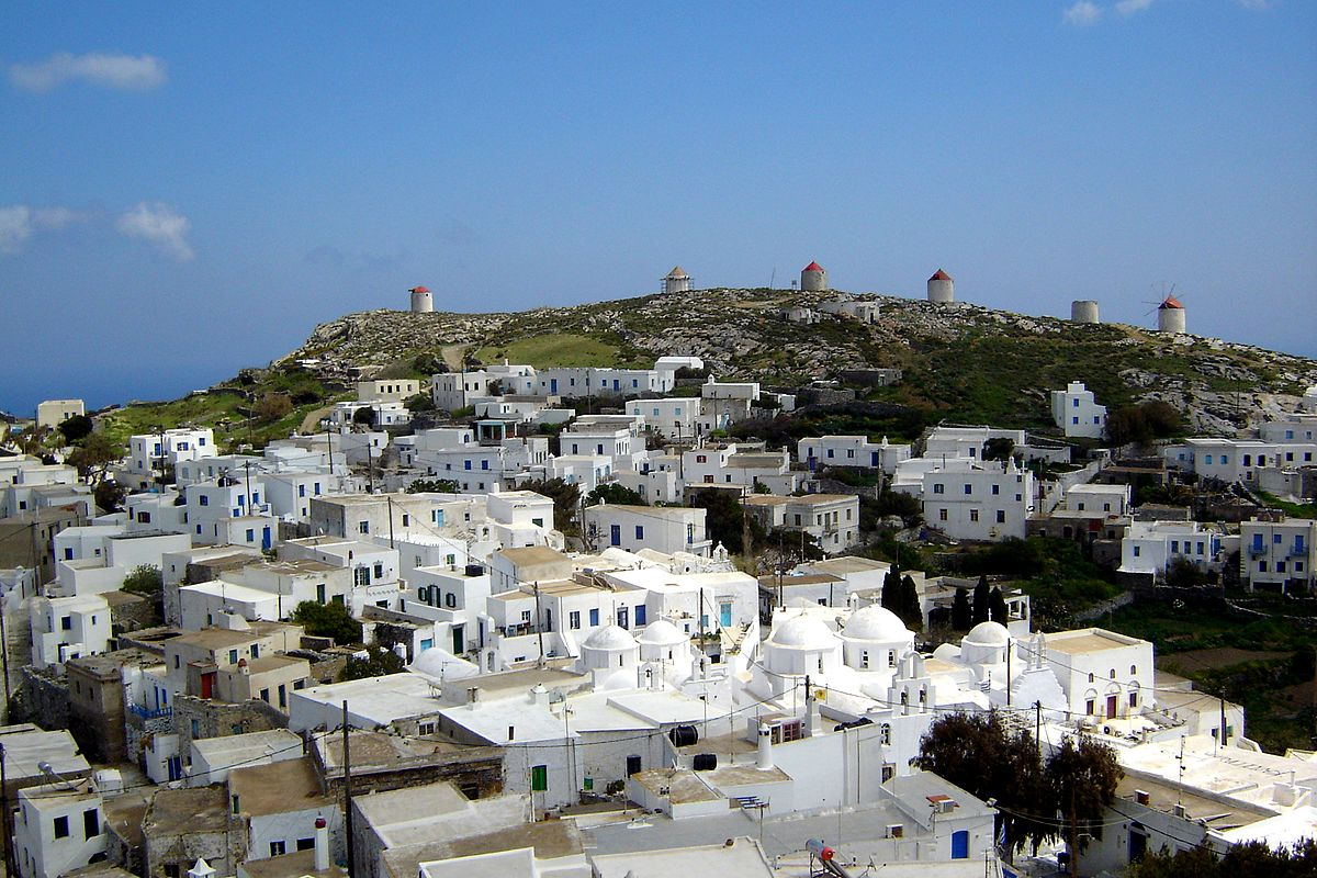 10 to do In Amorgos
