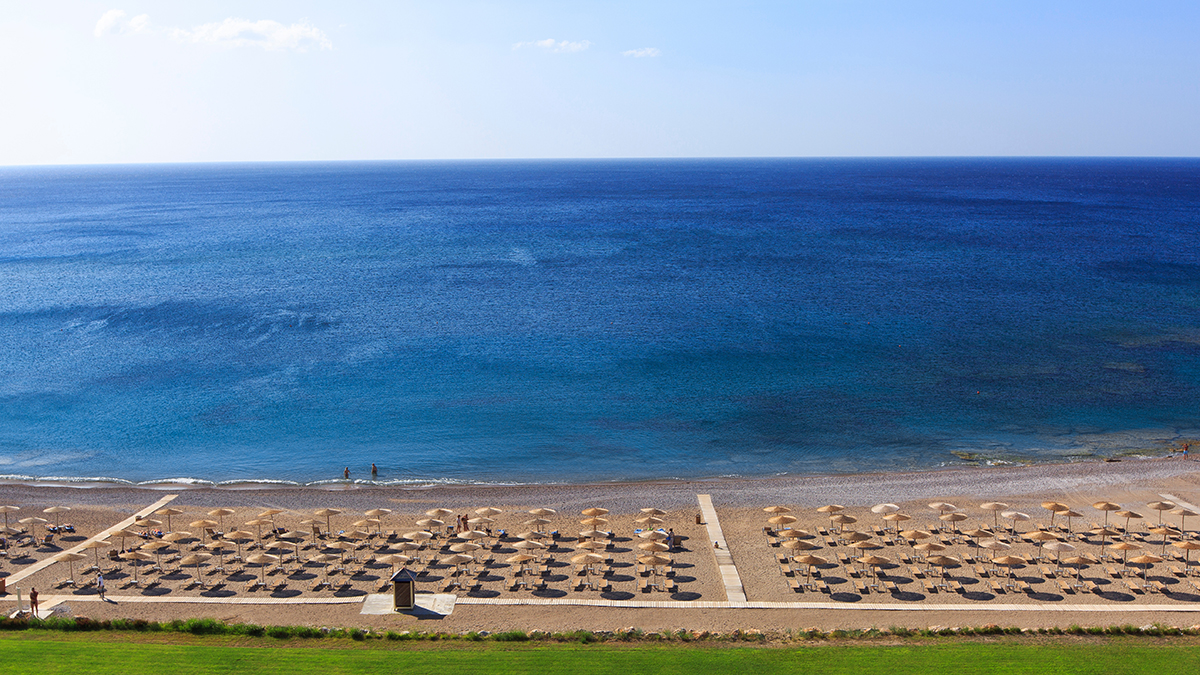 Best Beaches In Rhodes