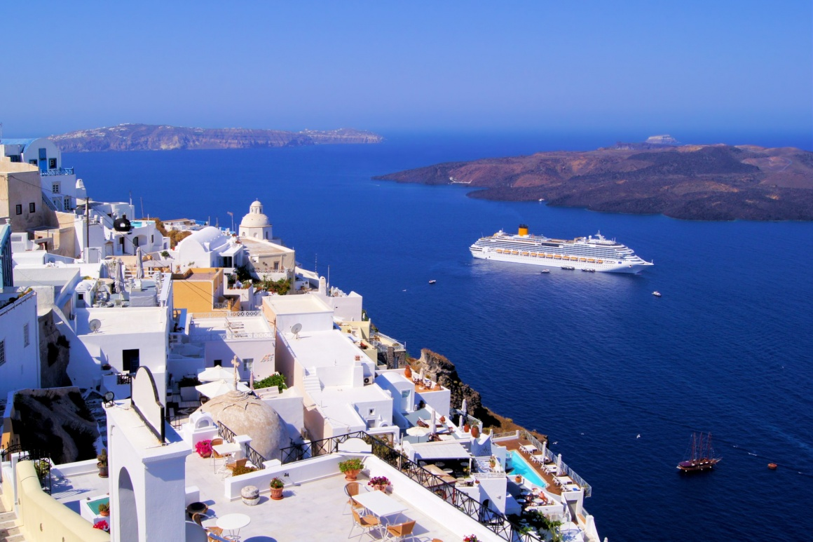 best greek destinations