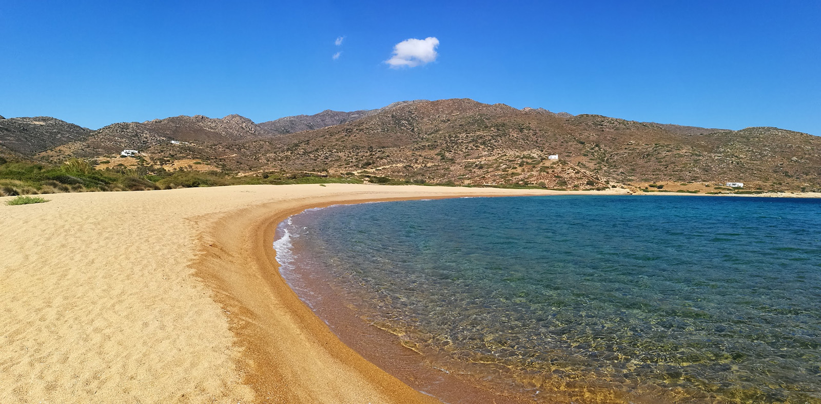 Ios Kalamos Beach