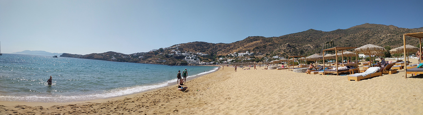 Ios Mylopotas Beach