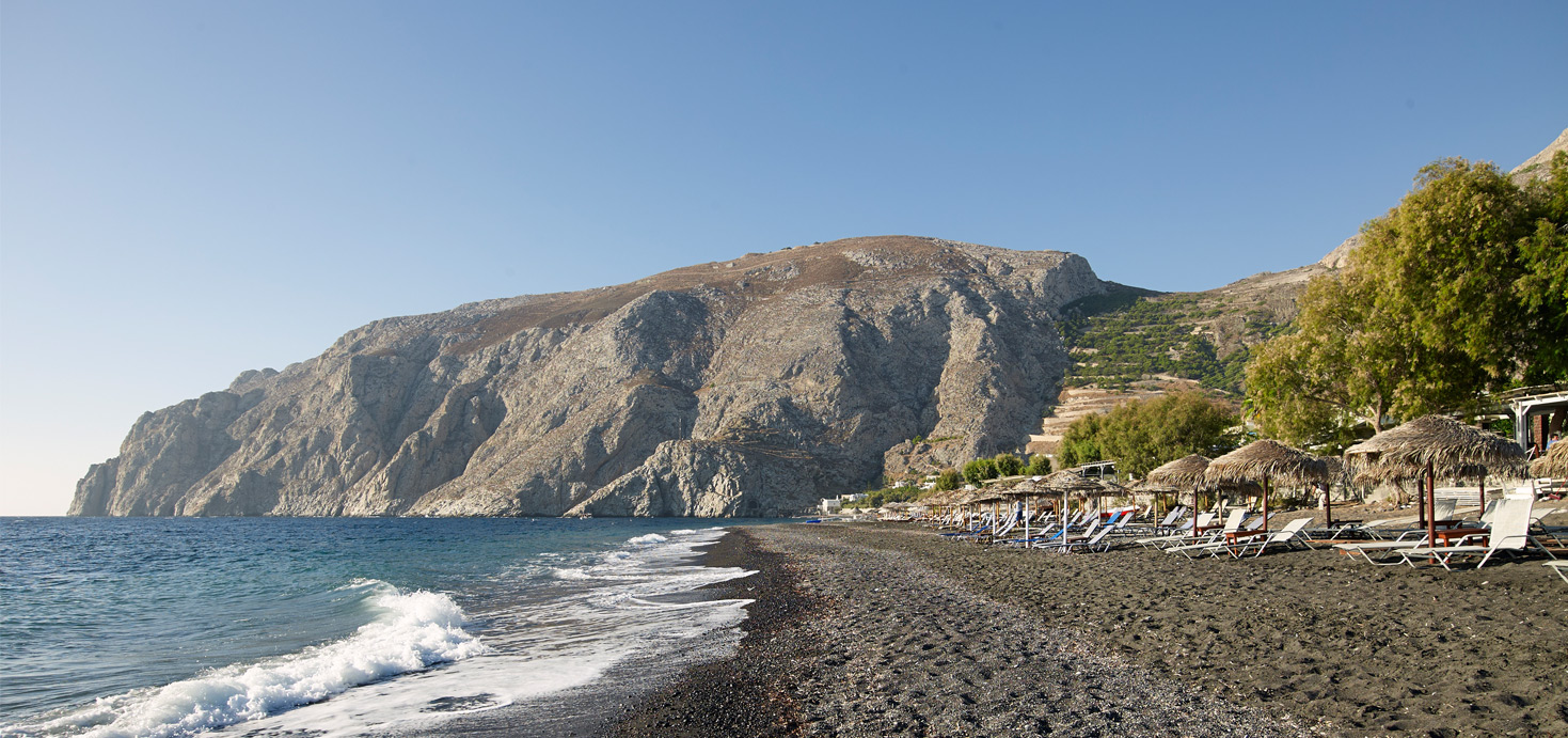 Best Beach in Santorini