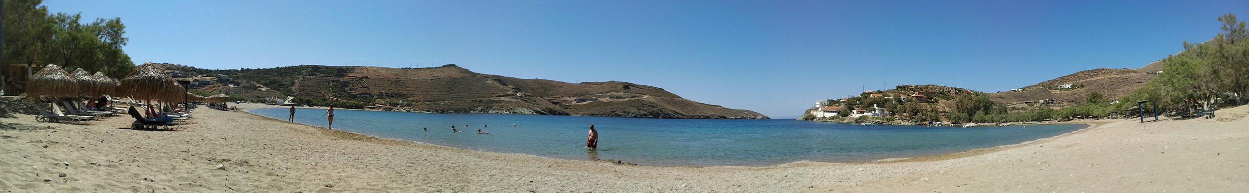Kea Otzias Beach