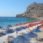 Kolymbia Beach
