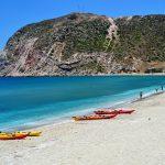 Milos Agia Kiriaki Beach