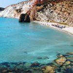 Milos Firiplaka Beach
