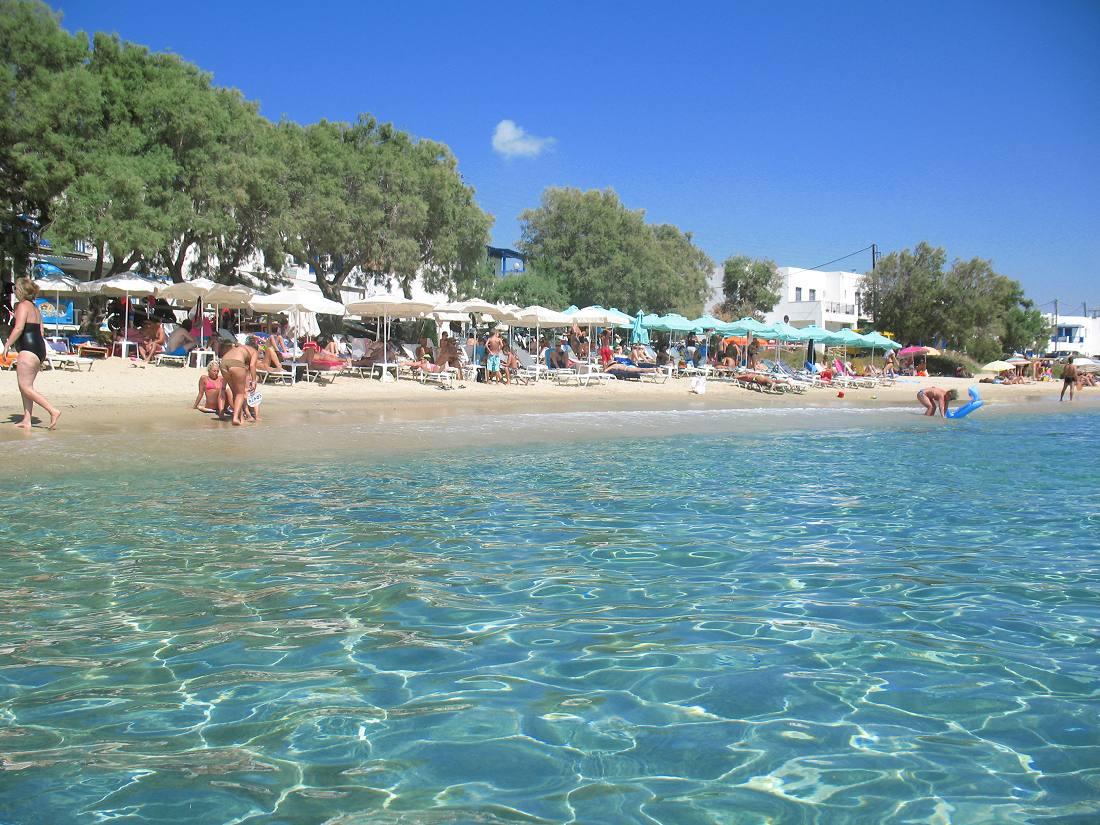 Naxos Agia Anna Beach