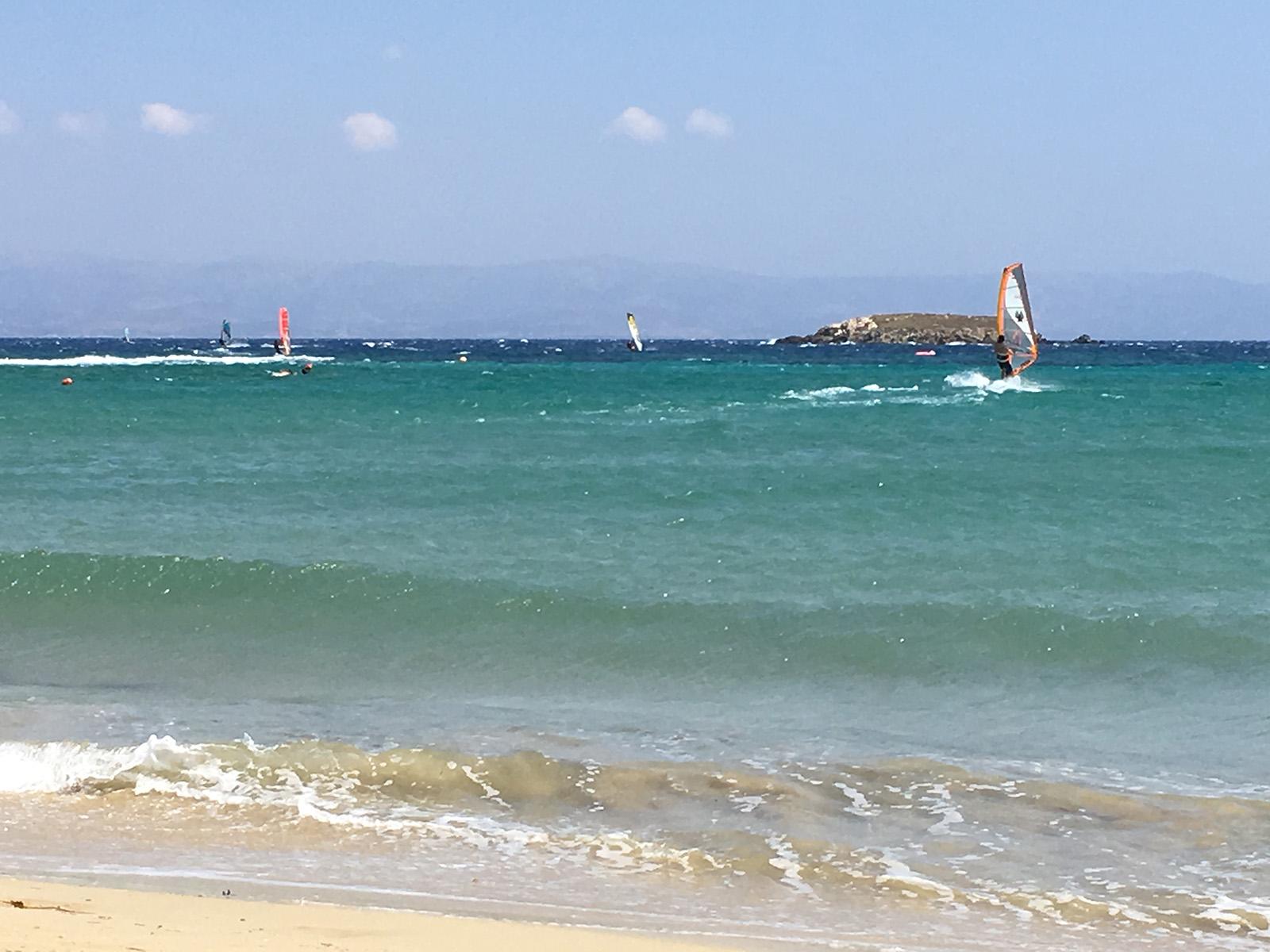Paros New Golden Beach