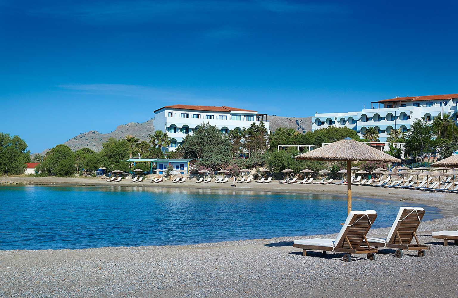 Hotels In Pefkos