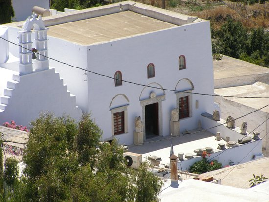 archeological museum of Amorgos