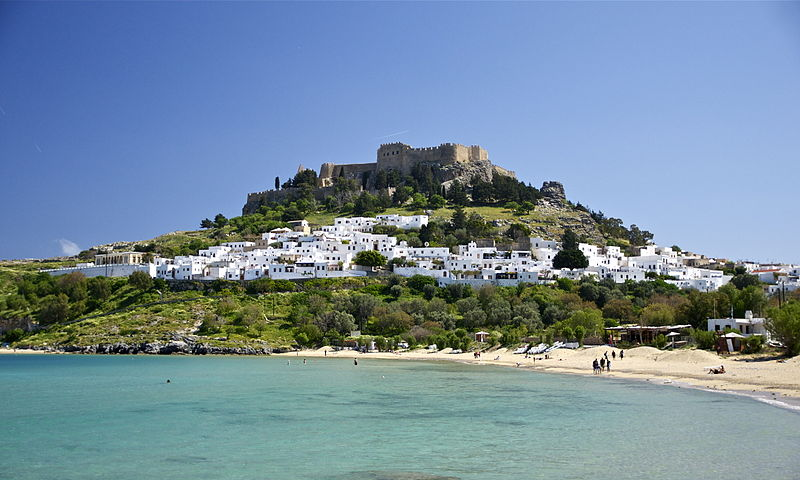 What to see in Lindos
