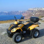 Should I rent a Car, ATV / Quad Bike or take the Bus in Santorini?