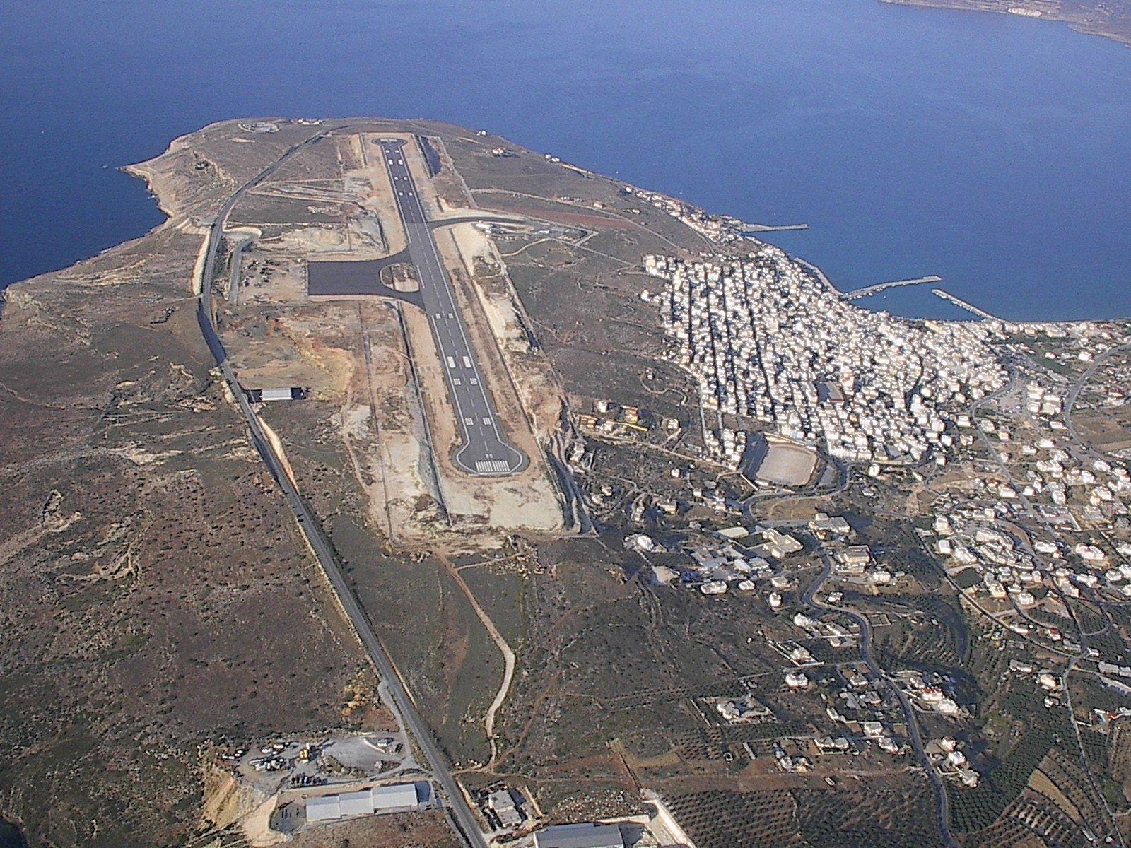 sitia airport