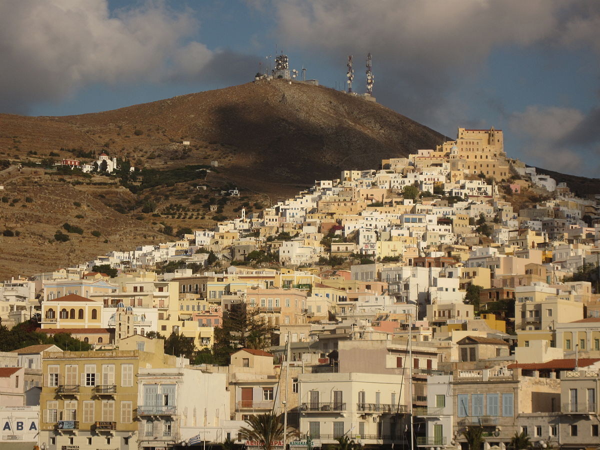 Ano Syros Hotels
