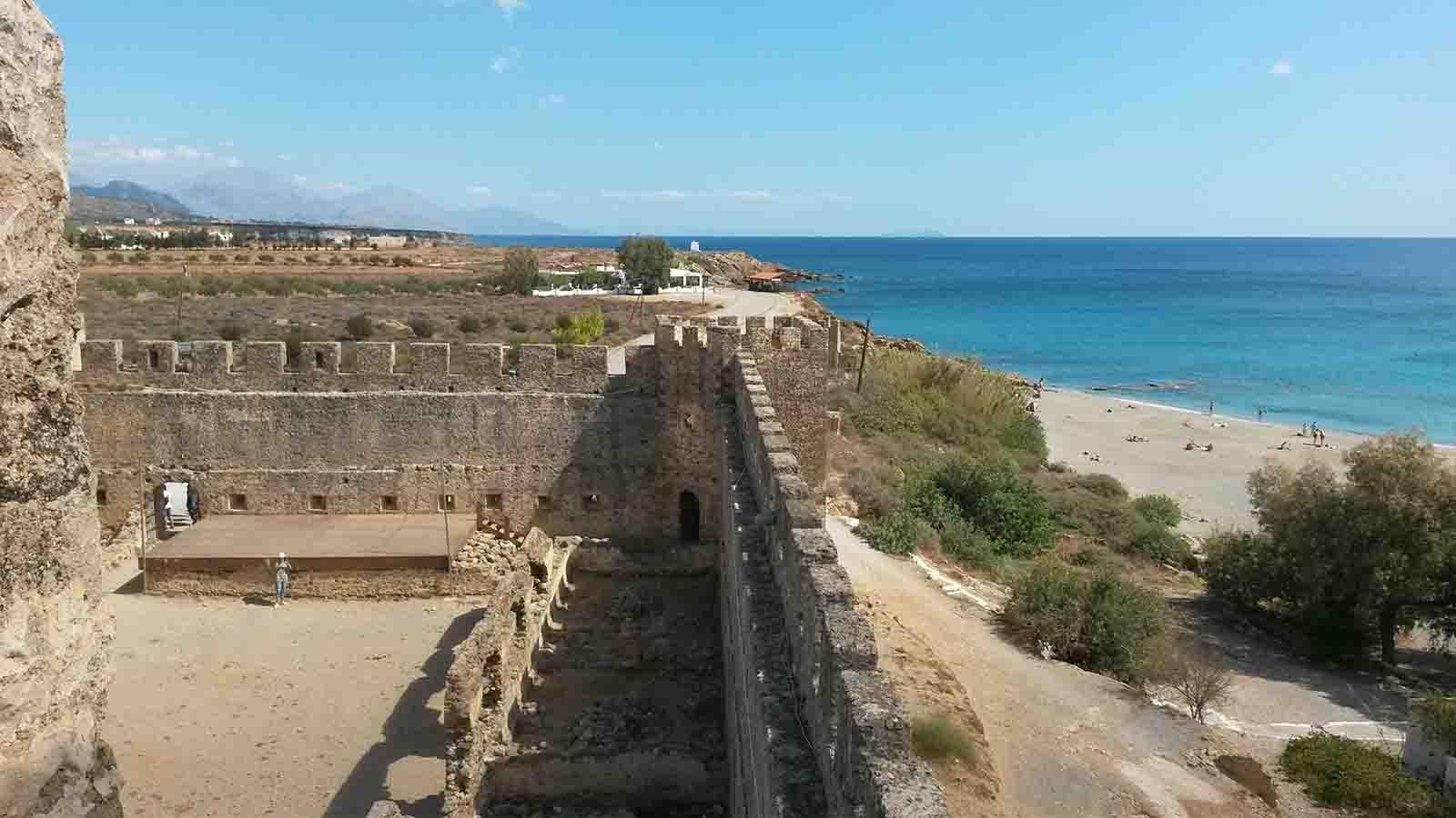 Frangokastello Crete