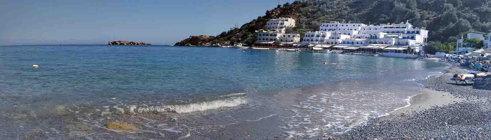 Loutro Crete Hotels