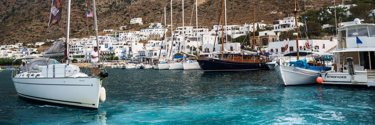 How to get to Sifnos
