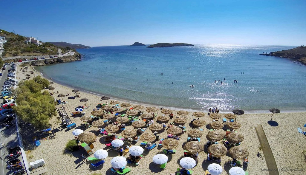 Syros Agathopes Beach