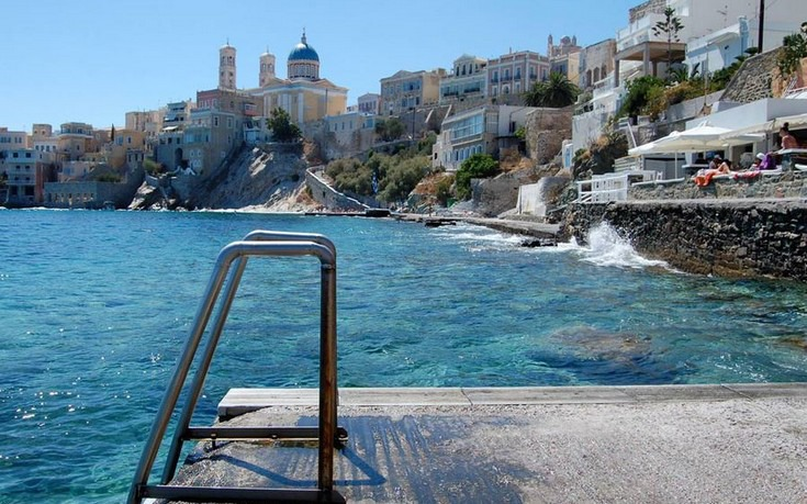 Syros Asteria Beach