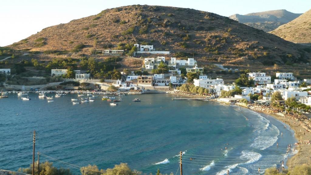Syros Kini Beach