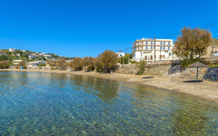 Syros Villages