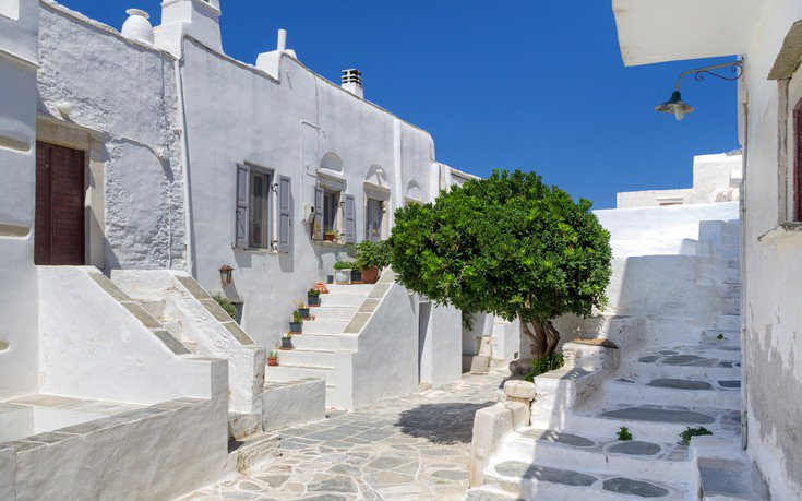 Where to stay in Sifnos