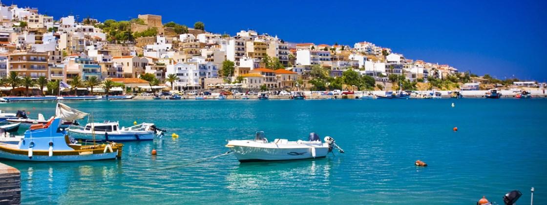 where is crete