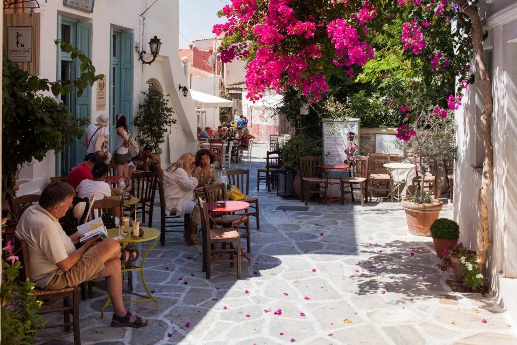 Chalki Naxos