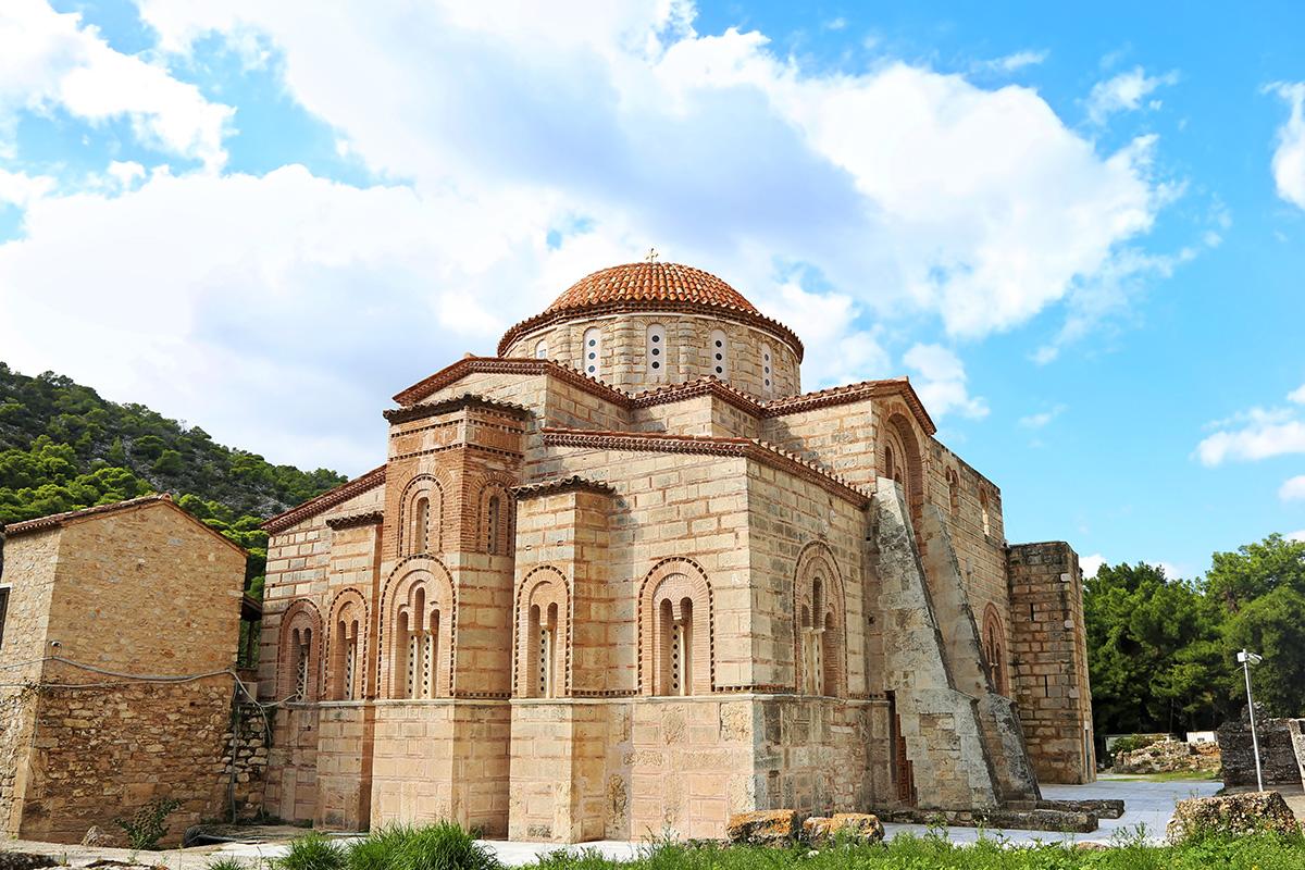Daphni Monastery Athens