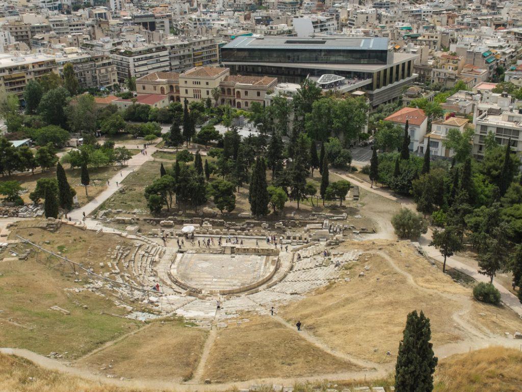 Dionyssos Theatre