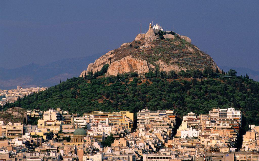 Lykavittos Hill