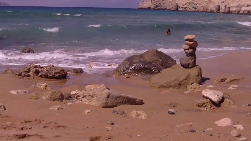 Red Beach Matala