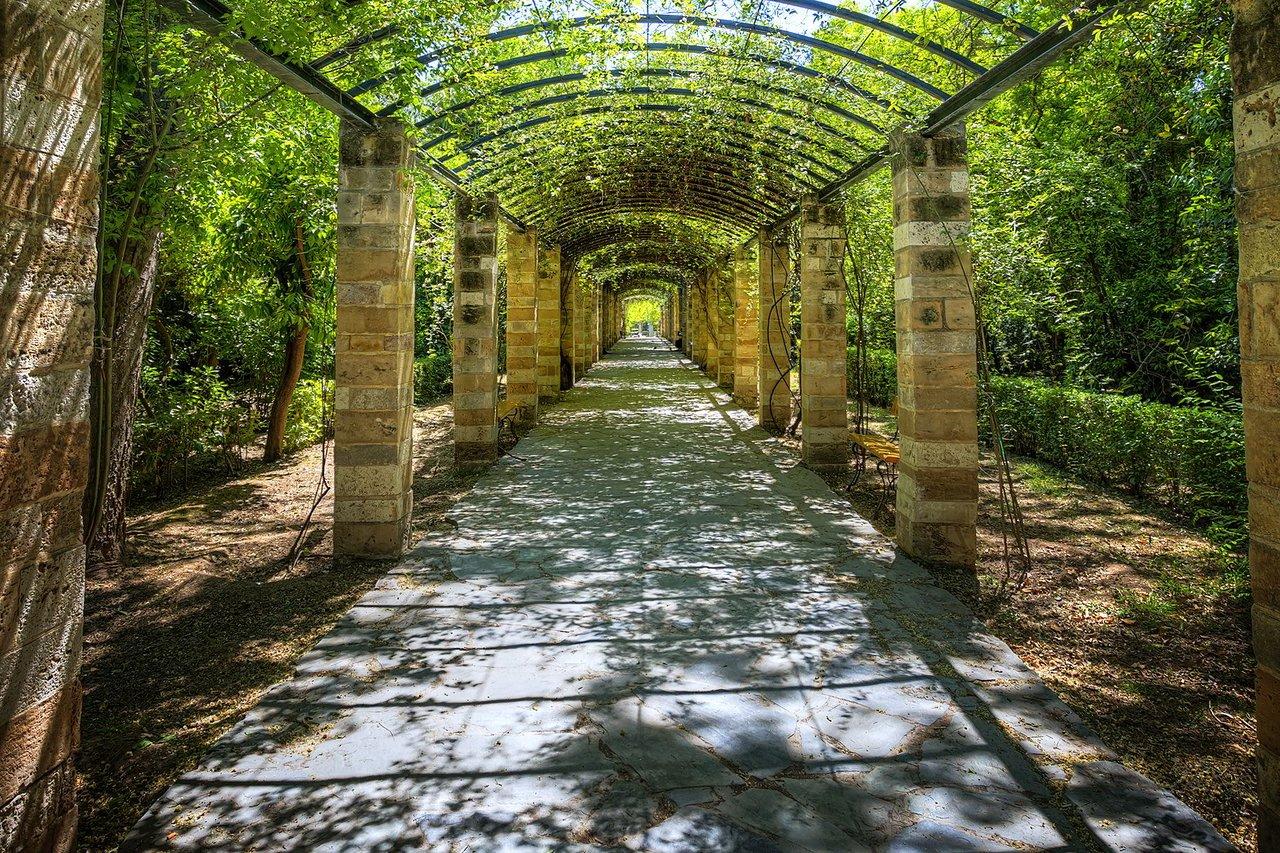 The National Garden Athens Greece