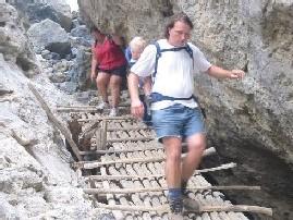Walking Crete Routes