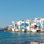 Little Venice Adding a Touch of Medieval Spirit and Romance in Mykonos