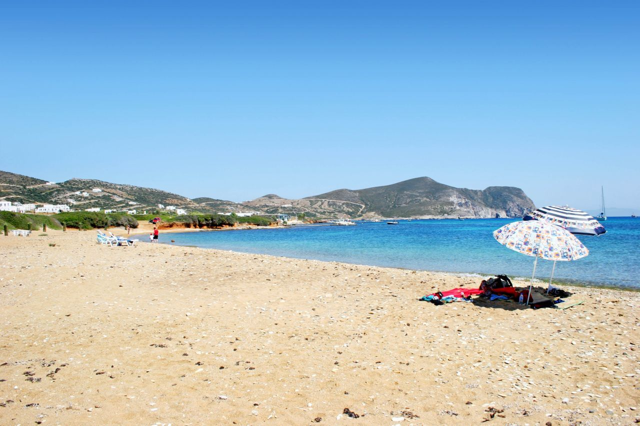 Vathys Volos Beach Antiparos