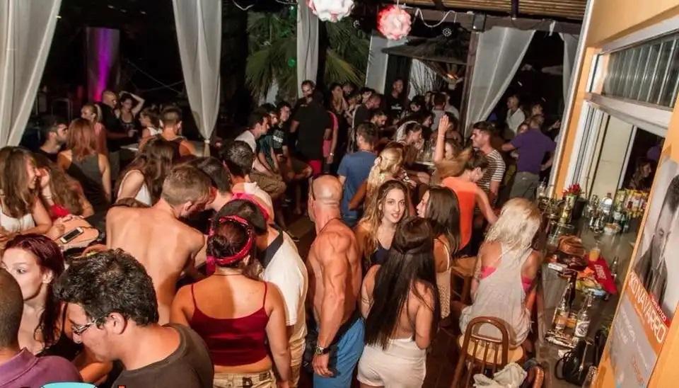 Aegina nightlife