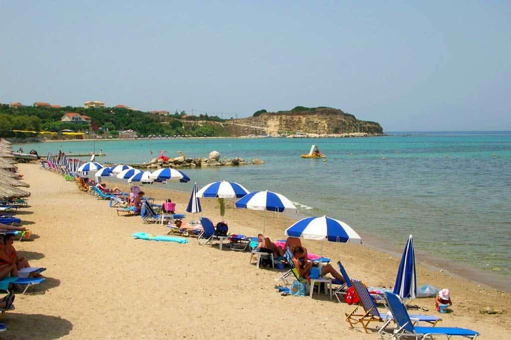 Bouka Beach Zante
